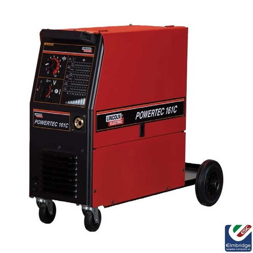 Lincoln Powertec® Single Phase Mig Compact Welders   161C