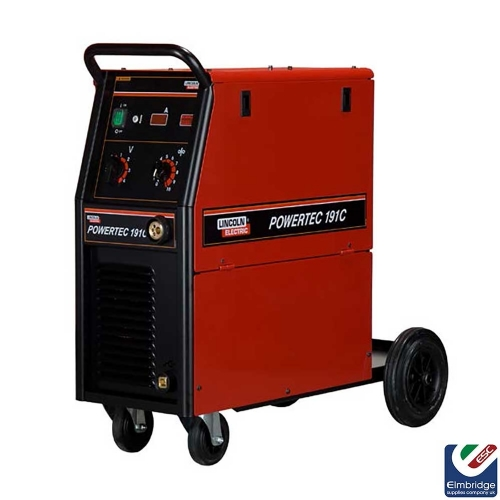 Lincoln Powertec® Single Phase Mig Compact Welders   191C