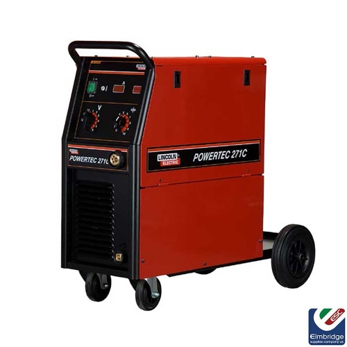 Lincoln Powertec® Single Phase Mig Compact Welders   271C