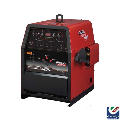Lincoln Precision TIG 275 and 375 Tig Welder Range