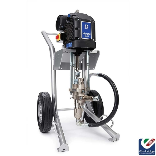 Graco e-Xtreme Electric Airless Sprayers - Ex35 and Ex45