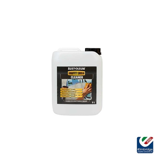 Rust-Oleum Anti-Graffiti Graffiti Shield Cleaner  5 Litres