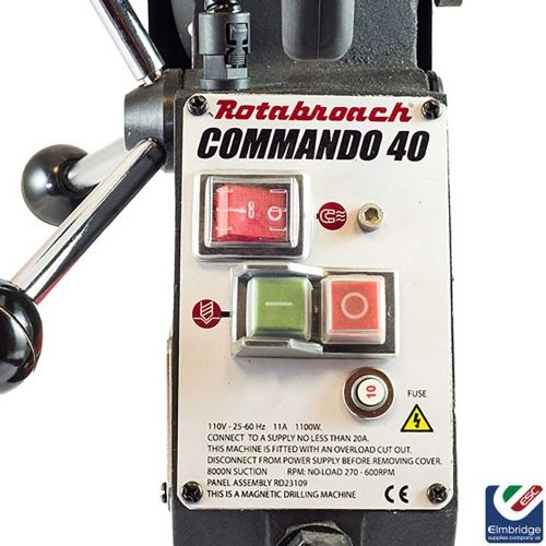 Rotabroach Commando 40 Magnetic Drill