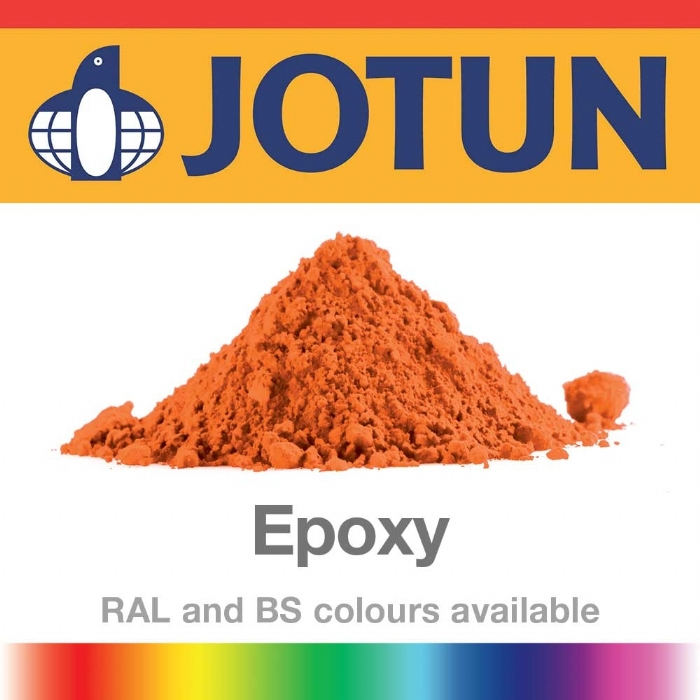 Jotun Epoxy Powder Coating