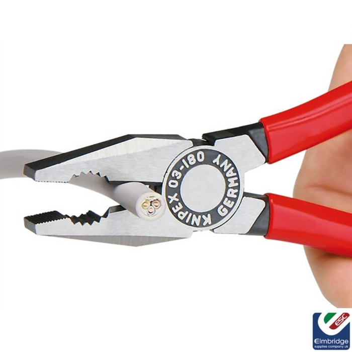 Knipex Combination Pliers PVC Grip