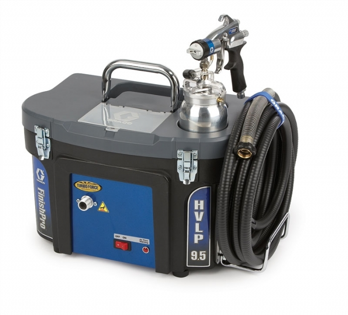 Graco FinishPro HVLP TurboForce Sprayer