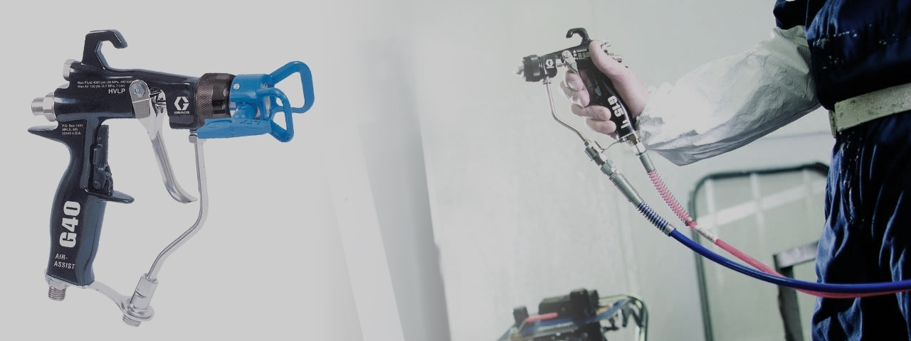 GRACO G40 SPRAY GUNS